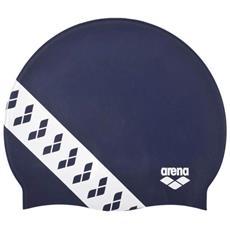 ARENA - Team Stripe Cuffia Nuoto Per Adulti c6bd0b30f49a