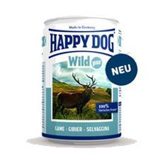 Cibo per Cani Selvaggina puro 200 gr