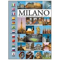 Milano. Miniguida. Ediz. multilingue