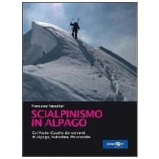 Scialpinismo in Alpago. Col nudo. Cavallo dai versanti di Alpago, Vlacellina e Cansiglio