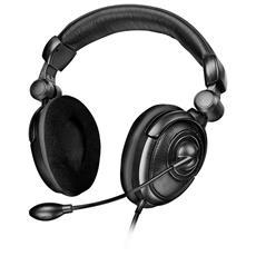 Cuffie gaming con Microfono Medusa NX 5.1 Connessione Cavo Nera 2.8 m