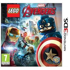 N3DS - LEGO Marvel's Avengers