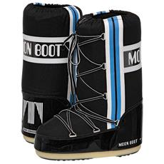 Doposci Moon Boot Training Unisex 39/41 Nero Bianco
