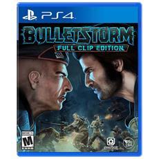 PS4 - Bulletstorm Full Clip Edition