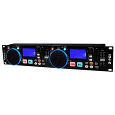 Controller Dual Mp3 / Dual Usb / Sd 2 Idj-2