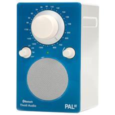 PAL BT, 3,5 mm, Litio, Portatile, Analogico, AM, FM, 5 - 40 °C