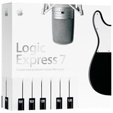 Logic Express 7.2