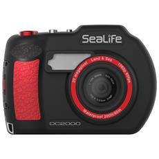 "Fotocamera Compatta Subacquea DC2000 20MP 1"" CMOS Bluetooth Wi-Fi"
