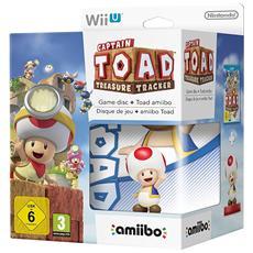 Captain Toad: Treasure Tracker + Amiibo Toad