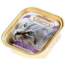 Cibo per gatti Cat con Prosciutto 100 gr