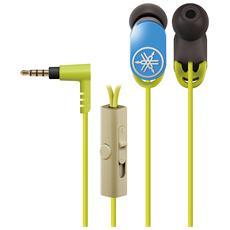 Auricolari EPH-RS01 In-Ear con Microfono Colore Blu e Verde