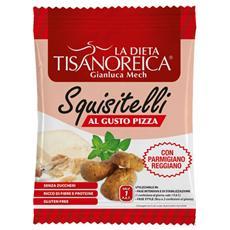 Tisanoreica 2 Squisitelli Al Gusto Pizza 30g