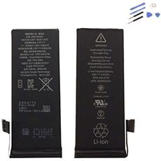 Batteria 3.8v 1560mah 5.92wh Per Iphone 5s Con 7 Strumenti Inclusi