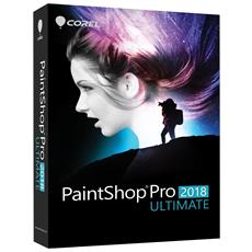 COREL - Paint Shop Pro 2018 Versione Ultimate Box Full 1...