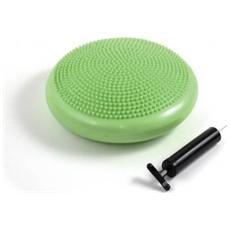 960030, Cuscino per equilibrio, Verde