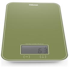 Bilancia da cucina, LCD, Verde, CR2032