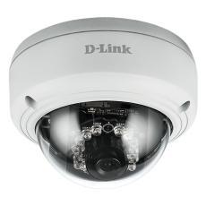D-LINK - Videocamera Dome PoE Full HD Antivandalica per...
