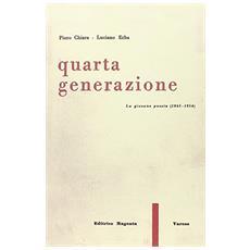 Quarta generazione. La giovane poesia (1954)