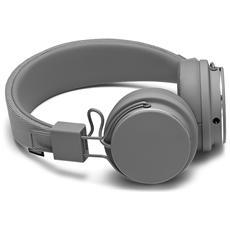 Cuffie Zound Plattan 2 con microfono e controllo volume - Grigio Scuro