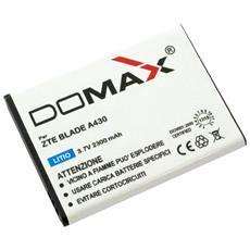 Batteria Zte Blade A430 - Blade Q Lux - Blade D Lux (compatibile Con Li3822t43p3h675053)