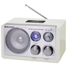 HRA-1325US, Personale, Analogico, AM, FM, AC, Batteria, 87,5 - 108 MHz, Blu