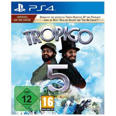 PS4 - Tropico 5: Game of the Year Edition Versione Tedesca