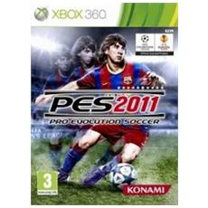 X360 - Pro Evolution Soccer 2011