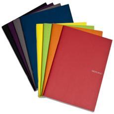 Maxi Quaderni a Quadretti A4 Colore Arancione 5 Pezzi
