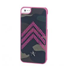 Cover Camo Fluo Ip5/5s Pink