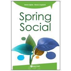 Spring social. Integra i social network nelle applicazioni software in linguaggio Java