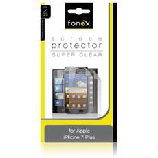Pellicola Protettiva Ultra Trasparente per Apple iPhone 7 Plus (2Pz)
