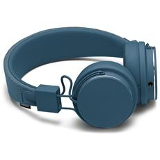 Cuffie Zound Plattan 2 con microfono e controllo volume - Indigo