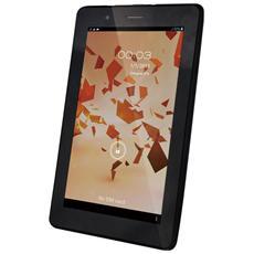 """Tablet PM736 Nero 7"""" Memoria 4 GB +Slot MicroSD Wi-Fi Fotocamera 2Mpx Android -"""