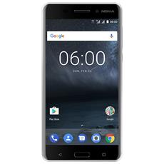 "N6 Argento 32 GB 4G / LTE Dual Sim Display 5.5"" Full HD Slot Micro SD Fotocamera 16 Mpx Android Italia"