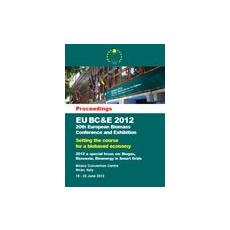 20th european biomass conference and exhibition. Setting the corse for a biobased economy. DVD