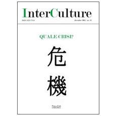 InterCulture. Vol. 22: Quale crisi? .