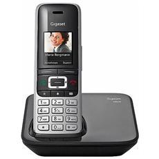 S850 attacco cuffia, viva voce, bluetooth, SMS, E-Mail, blacklist, audio in alta definizione.