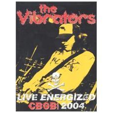 Vibrators - Live Energized: Cbgb 2004