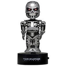 Figura Terminator Genisys Body Knocker Bobble Figure Endoskeleton 15 Cm