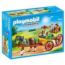 Playset Calesse con Cavallo