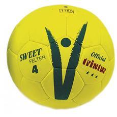 Pallone da Calcetto in Feltro Tristar N. 4