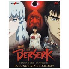 Dvd Berserk - L'epoca D'oro-capitolo 02