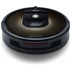 Roomba 980 Robot Aspirapolvere Wi-Fi con Smart Home Garanzia