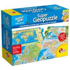 I'm A Genius Supergeopuzzle