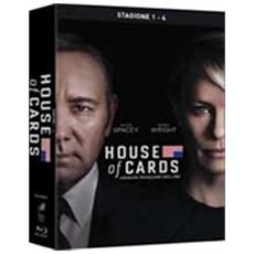 House Of Cards - Stagione 01-04 (16 Blu-Ray)