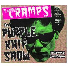 Radio Cramps: Purple Knif Show (2 Lp)