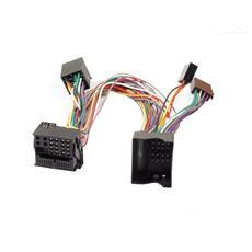 ISO2CAR Mute-Adapter Ford Mondeo / Focus / CMax cavo di interfaccia e adattatore