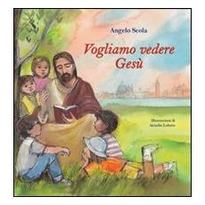 Vogliamo vedere Gesù. I bambini interrogano il patriarca