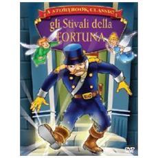 Dvd Stivali Della Fortuna (gli)