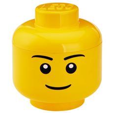 Contenitore Lego Testa Uomo